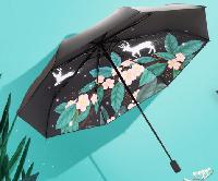 【新品】天堂晴雨折叠伞(款式随机)