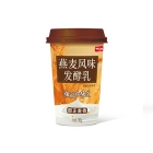 180g纸塑杯燕麦酸奶风味酸乳